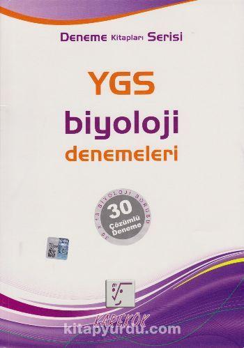 YGS Biyoloji Denemeleri