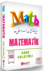 YGS Konu Anlatımlı Matematik