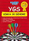 YGS Kimya 30 Deneme