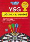 2015 YGS Coğrafya 30 Deneme
