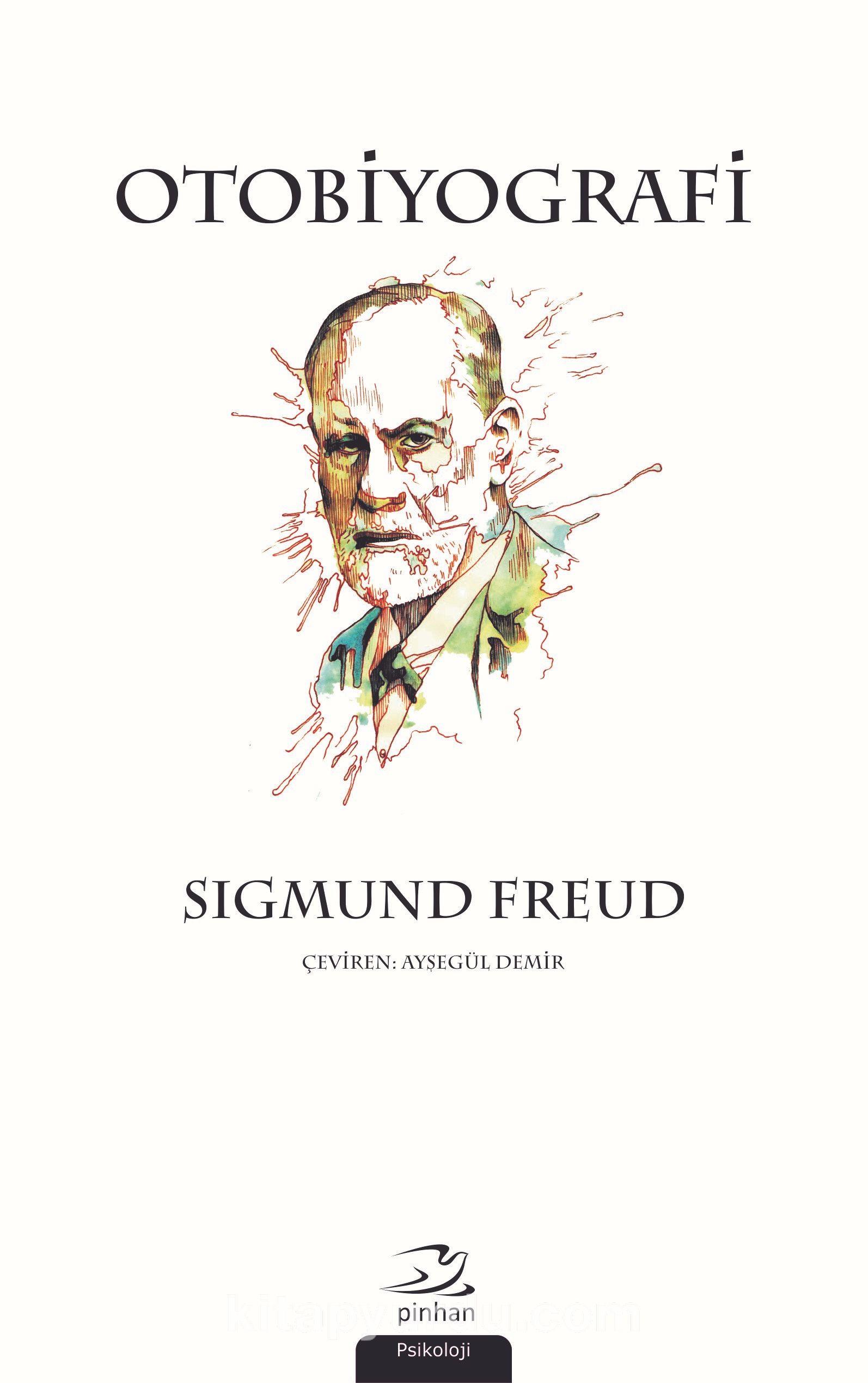 Otobiyografi - Sigmund Freud pdf epub