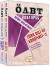 2017 KPSS Alan Bilgisi Türk Dili ve Edebiyatı Konu Anlatımlı Modüler Set (2 Kitap)
