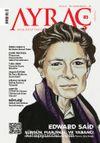 Ayraç Aylık Kitap Tahlili ve Eleştiri Dergisi Sayı:85 Kasım 2016