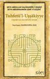 Tuhfetü'l-Uşşakiyye & Uşşaki Saliklerinin Adabı