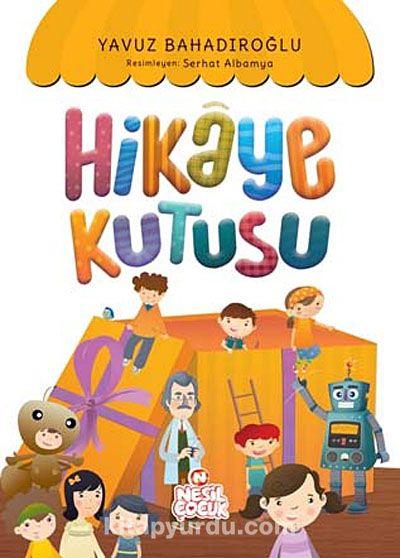 Hikaye Kutusu - Yavuz Bahadıroğlu pdf epub