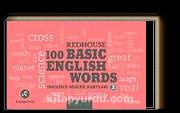 100 Basic English Words -3 (İngilizce Sözcük Kartları)