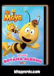 Ari Maya Sevimli Boyama Albumu Komisyon Kitapyurdu Com