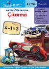 Haydi Öğrenelim Çıkarma 6-7 Yaş / Disney Okulda Başarı 14 (Cars)