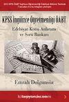 KPSS İngilizce Öğretmenliği ÖABT / Edebiyat Konu Anlatımı ve Soru Bankası