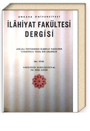 İlahiyat Fakültesi Dergisi. Cilt:31 (4-C-2)