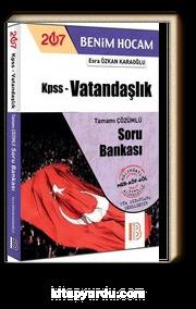 2017 KPSS Vatandaşlık Tamamı Çözümlü Soru Bankası