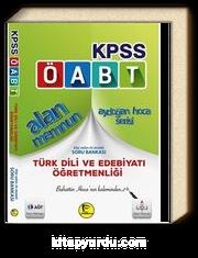 2017 KPSS ÖABT Alan Memnun Türk Dili ve Edebiyatı Öğretmenliği Bilgi Notları ile Destekli Soru Bankası