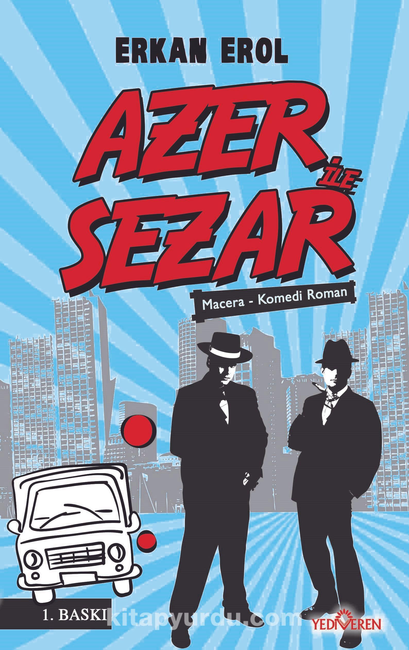 Azer ile Sezar - Erkan Erol pdf epub