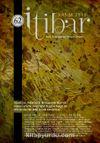 Sayı:62 Kasım 2016 İtibar Edebiyat ve Fikriyat Dergisi