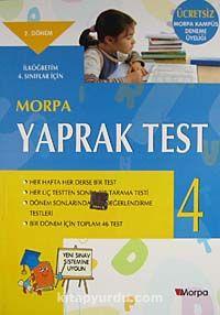 Yaprak Test 4. Sınıf 2. Dönem - Kollektif pdf epub