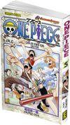 One Piece - Çanlar Kimin İçin Çalıyor - 5. Cilt