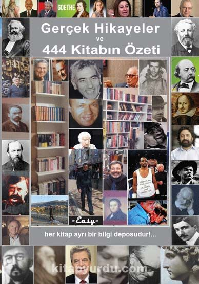 Gerçek Hikayeler ve 444 Kitap Özeti