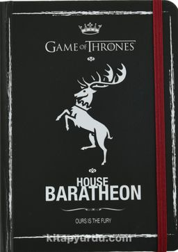 A Game Of Thrones - Taht Oyunları Defter 12x16 (GOT212)