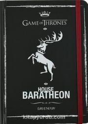 A Game Of Thrones - Taht Oyunları Defter 12x16 (GOT212)