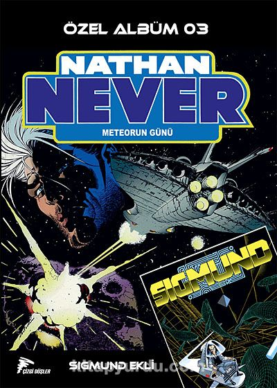 Nathan Never Özel Albüm 3 / Meteorun Günü (Sigmund Ekli)