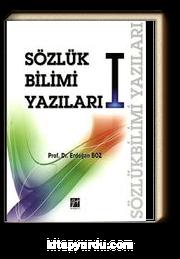 Sözlük Bilimi Yazıları 1
