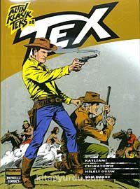 Altın Klasik Tex: 28 -  pdf epub