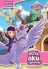 Disney Prenses Sofia Uçan At Derbisi Boya Oku Yapıştır