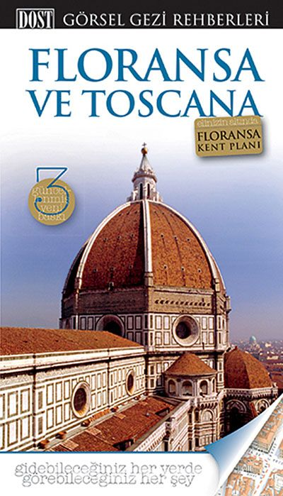 Floransa ve Toscana Görsel Gezi Rehberi - Kollektif pdf epub