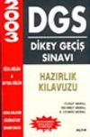 DGS Dikey Geçis Sınavı Hazırlık Kılavuzu 2003