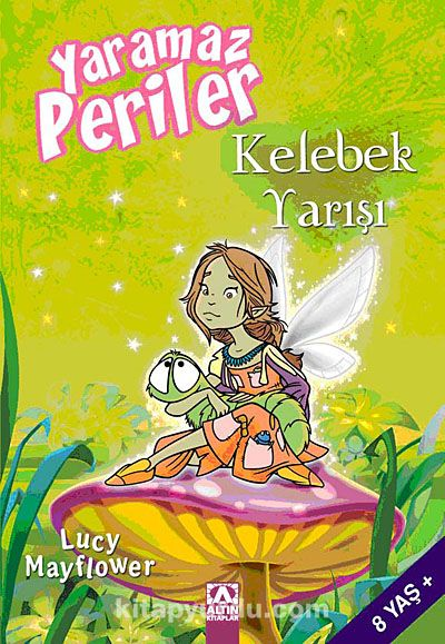 Kelebek Yarışı / Yaramaz Periler - Lucy Mayflower pdf epub