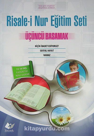Risale-i Nur Eğitim Seti / Üçüncü Basamak - Komisyon pdf epub
