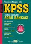 KPSS Eğitim Bilimleri Soru Bankası: Öğretmen Adayları İçin
