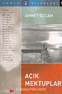 Açık Mektuplar - Ahmet Özcan pdf epub
