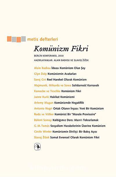 Komünizm FikriBerlin Konferansı 2010 -  pdf epub