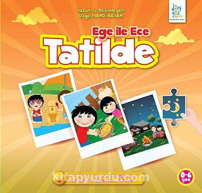 Ege ile Ece - Tatilde - Özge Mardi Bayar pdf epub
