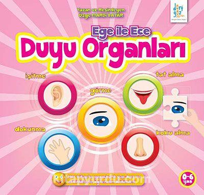 Ege ile Ece - Duyu Organları - Özge Mardi Bayar pdf epub
