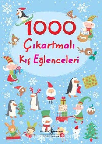 1000 Çıkartmalı Kış Eğlenceleri - Fiona Watt pdf epub