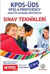 KPDS-ÜDS- KPSS-Proficiency Analitik Kavrama Metoduyla Sınav Teknikleri