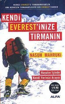 Kendi Everest'inize Tırmanın (Cep Boy)