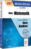 2017 KPSS Matematik Tamamı Çözümlü Soru Bankası