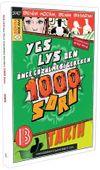 YGS-LYS'den Önce Çözülmesi Gereken 1000 Soru Tarih