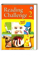 Reading Challenge 2 +CD (Second Edition)