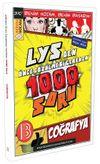 LYS'den Önce Çözülmesi Gereken 1000 Soru Coğrafya