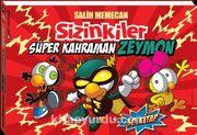 Sizinkiler 30. Kitap / Süper Kahraman Zeymon