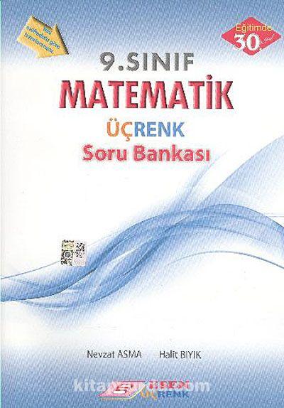 9. Sınıf Matematik Üçrenk Soru Bankası - Komisyon pdf epub
