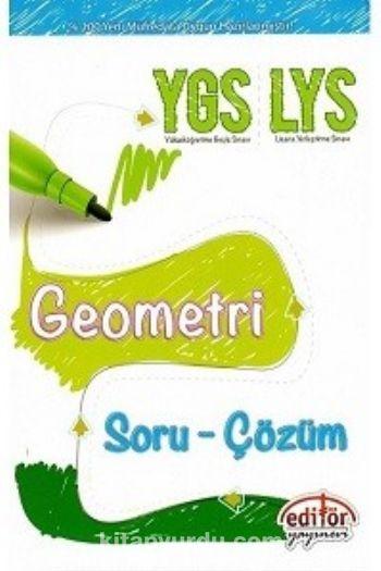YGS-LYS Geometri Soru-Çözüm - Kollektif pdf epub