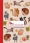 Kedili Ajanda 2017 & Şiirle Güzel Dünya