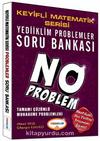 KPSS No Problem Tamamı Çözümlü Muhakeme Problemleri Soru Bankası - Keyifli Matematik Serisi
