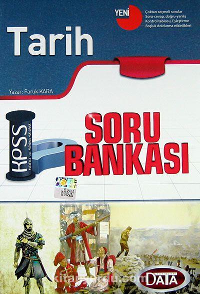 2013 KPSS Tarih Soru Bankası - Faruk Kara pdf epub