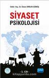 Siyaset Psikolojisi 1. Cilt